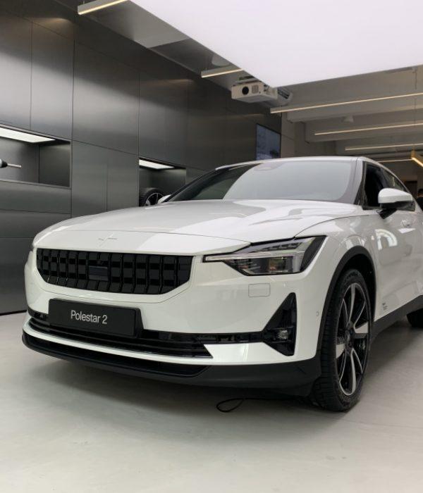 Polestar, de elektrische auto van de toekomst