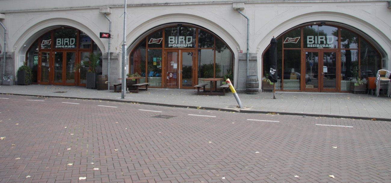 Voorzijde BIRD Rotterdam