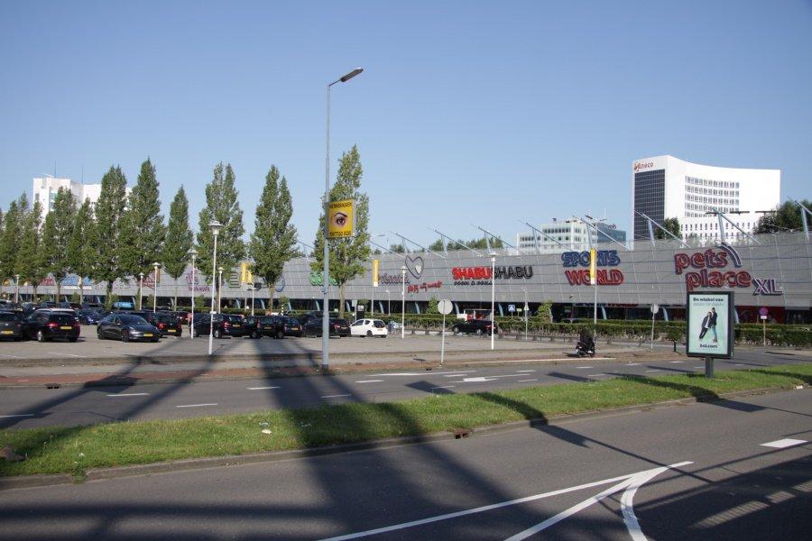 Winkelcentrum Alexandrium in Rotterdam