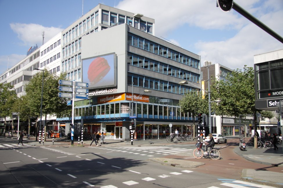 EasyHotel in Centrum Rotterdam