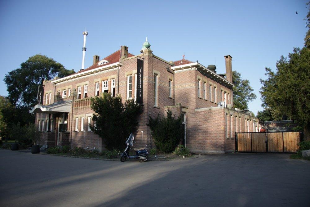 Harbour Club Rotterdam in Het Park