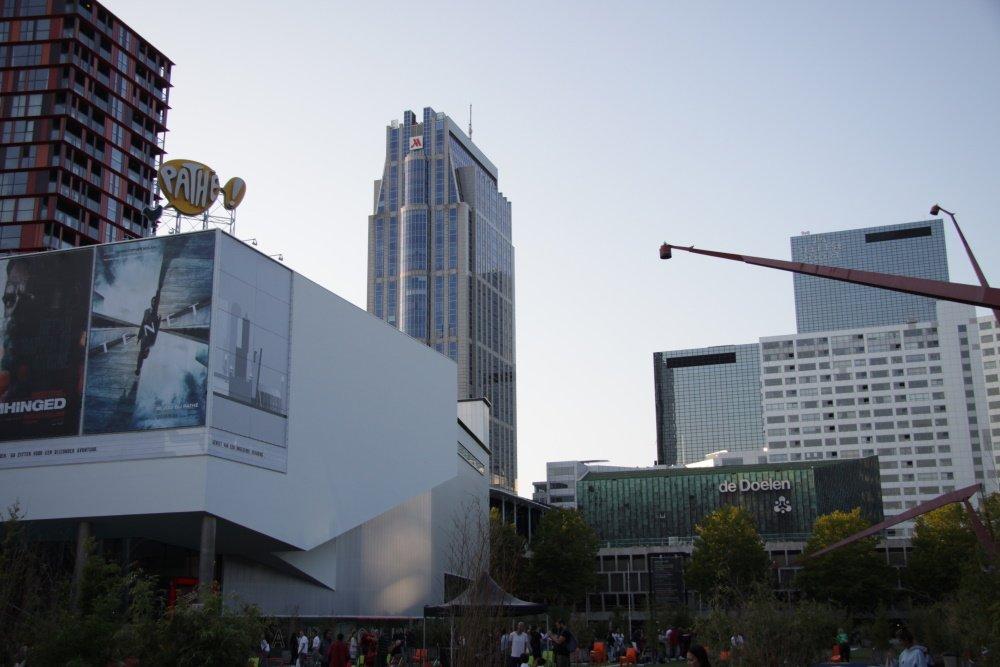 Marriott Hotel Rotterdam achter de Doelen
