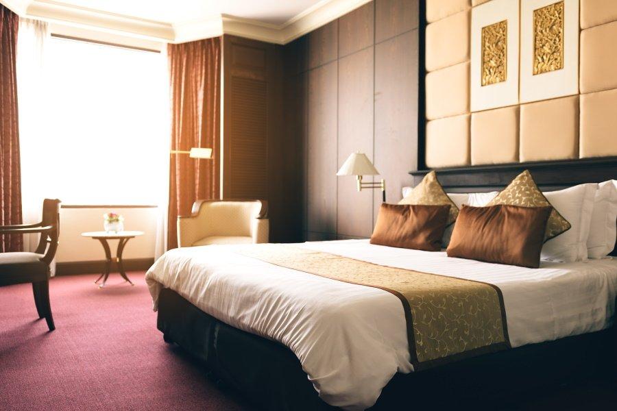 Hotelkamer hotel Mijn Torpedoloods Hoek van Holland