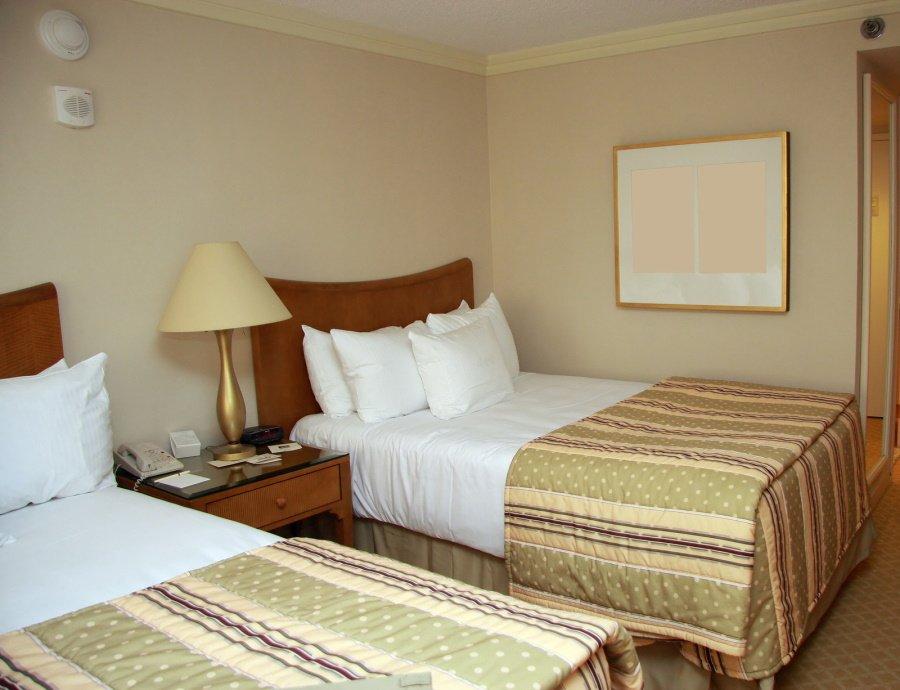 Hotelkamer in hotel Noordzee in Hoek van Holland