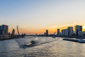 De Beste 4-sterren Hotels in Rotterdam