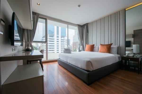 Hotelkamer in Room Mate Bruno Hotel