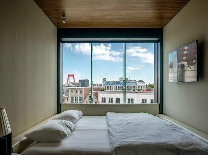 10 Betaalbare Hotels in Rotterdam